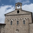 The cathedral of Santa Maria at anagni — Stockfoto