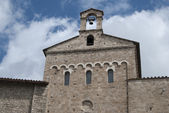 The cathedral of Santa Maria at anagni — Stock Photo