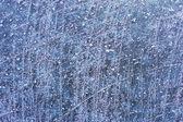 льду замерзшей воды — Стоковое фото