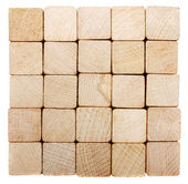 Stack of lumber — Foto Stock