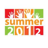Summer-2012 — Vecteur