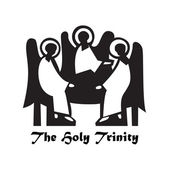 The-Holy-Trinity — Stock Vector
