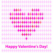 Happy-Valentine — Stock Vector