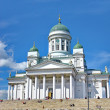 Cathedral on Senate Square in Helsinki — Stock Photo #10203647