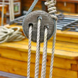 Ship rigging — Stock Photo #10517587