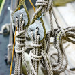 Ship rigging — Stock Photo #10517645