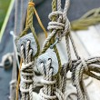 Ship rigging — Stock Photo #10517652