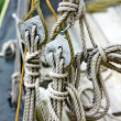 Ship rigging — Stock Photo #10517663