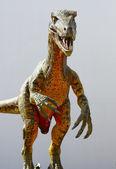Deinonychus dinosaur — Stock Photo