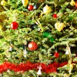 Decorated Christmas Fir Tree — Stock Photo #8063769