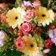 Stock Photo: Bouquet flowers
