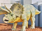 Ritratto di triceratopo — Foto Stock