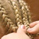 Plait braid — Stock Photo #8008863