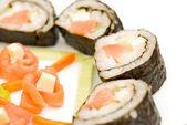 Sushi fish — Stock Photo