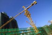 Podle konstrukce budov — Stock fotografie
