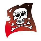Pirates Flag — Stock Vector