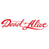Dead or Alive wanted life death search find — Stock Vector