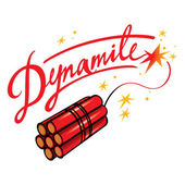 Dynamite — Stock Vector