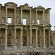 Ephesus Library building — Stock Photo