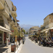 Shopping in Crete, Greece — Stock Photo