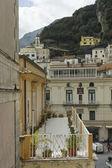 Amalfi backyard lifestyle — Stock Photo