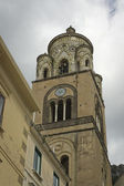 Byzantine tower cathedral — Stock Photo