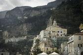 Amalfi scenic view — Stock Photo