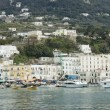 Capri harbour — Stock Photo #8017717