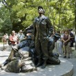 Stockfoto: Vietnam Women Memorial