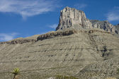 Guadalupe Mountains National Parks, — Stock Photo