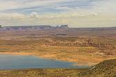 Lake Powell scenic view — Stock Photo