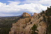 Fairyland Point at Bryce Canyon — Stock Photo