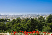 View of Athens city, — Stock Photo