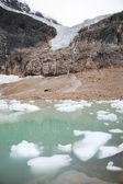 Angel Glacier — Stock Photo