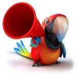 Parrot — Stock Photo #10461456