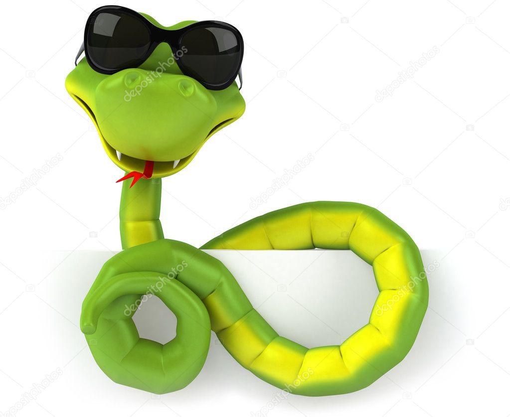 Green snake cartoon royalty free stock image image 19462406 - Cartoon Snake Royalty Free Stock Photo Image 26072255 Wallpaper Fun Snake With Glasses 3d Stock Photo Julos 8837200 Wallpaper Gallery Snake