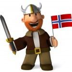Viking — Stock Photo