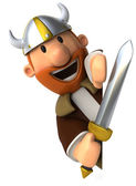 Viking — Stock Photo