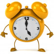 Alarm clock — Stockfoto #9381628