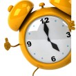 Alarm clock — Stockfoto #9381650