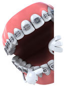 Teeth — Stock Photo