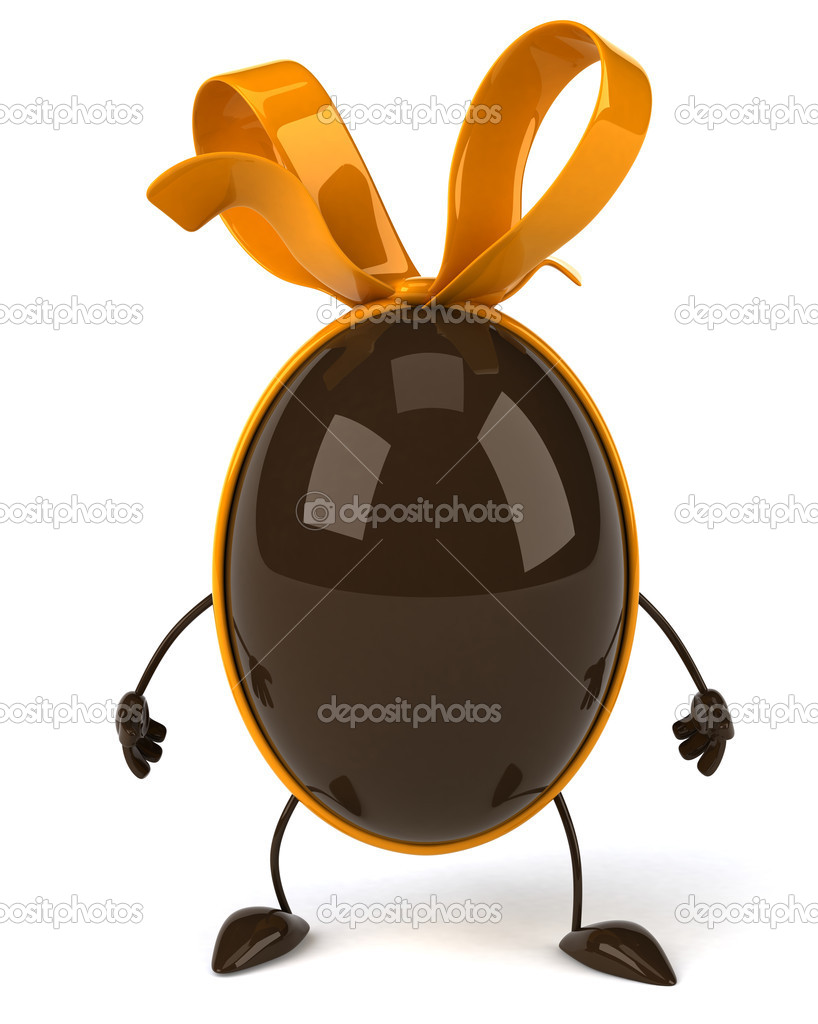 Easter egg  Stock Photo #9586038