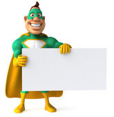 Superhero — Stock Photo