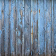 Old painted wooden planks texture — Stock Photo