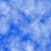 Cloudy sky seamless texture. — Stock Photo