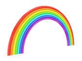 Rainbow symbol. — Stock Photo
