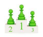 Leiderschap concept. — Stockfoto