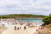 Beach on Mallorca — Stock Photo