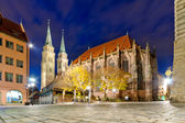 St. Lorenz Church — Stock Photo