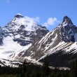 Mount Athabasca. Rocky Mountains. Canada — Stock Photo